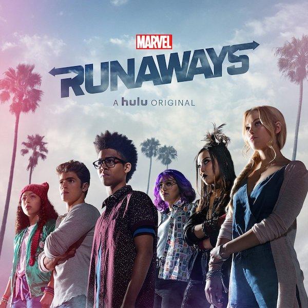marvels runaways poster
