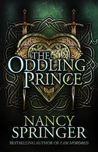 The Oddling Prince book cover