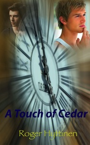 A Touch of Cedar book cover image