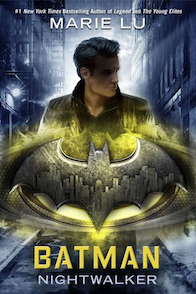 Batman Marie Lu book cover image