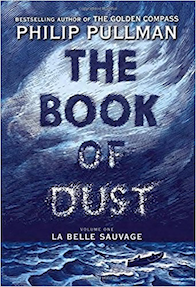 Book of dust la belle sauvage book cover