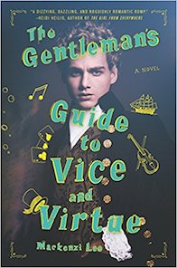 Gentlemans guide to vice and virtue book cover