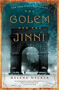 The golem and the jinni book cover