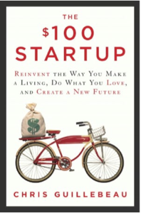 $100 Startup book Image