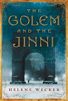 Golem and the Jinni book cover
