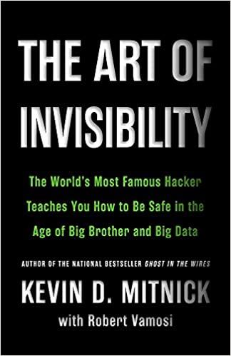 Art of Invisibilitiy book cover