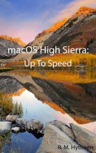 macOS High Sierra: Up to Speed guide cover